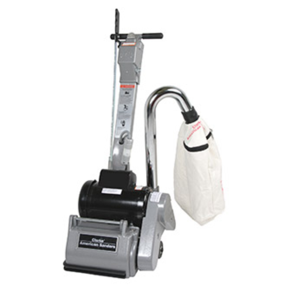 Clarke American Sanders Drum Floor Sander Rental The Home Depot