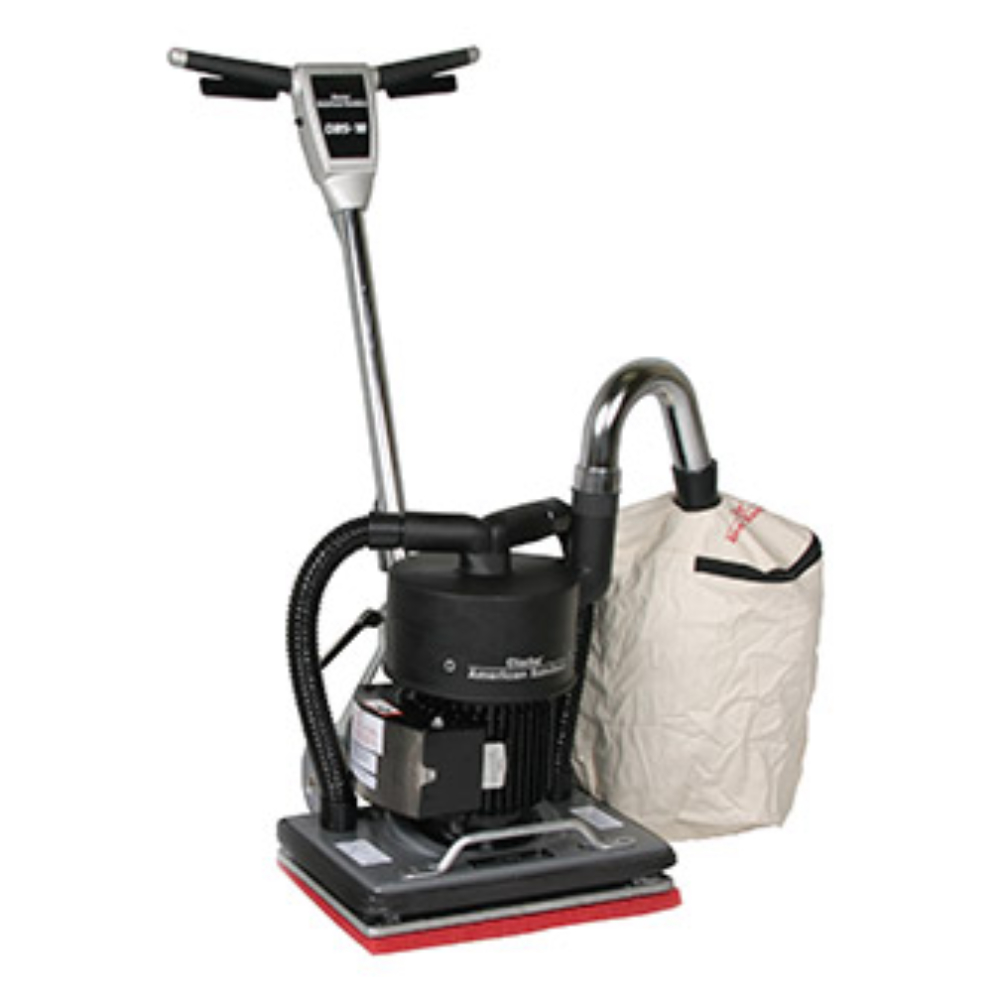 Clarke American Sanders Square Buff Floor Sander Rental The Home Depot