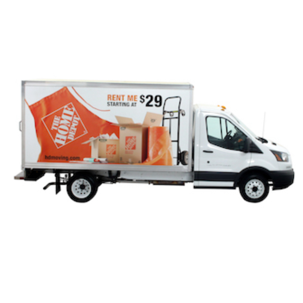 Moving Truck Rental Moving Box Truck Rental - The Home Depot
