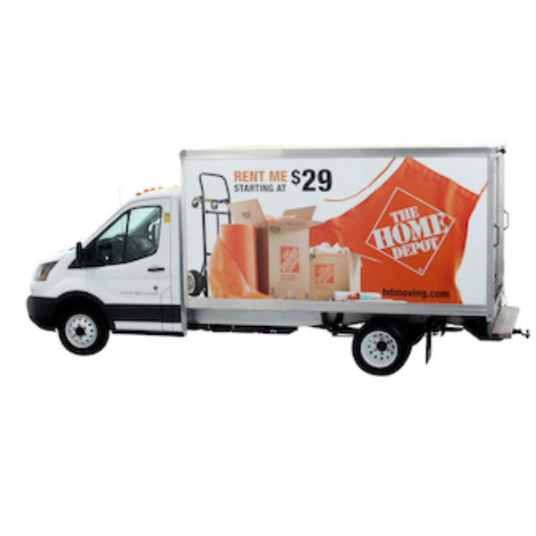 Moving Truck Rental Hd Moving Box Truck Rental The Home Depot
