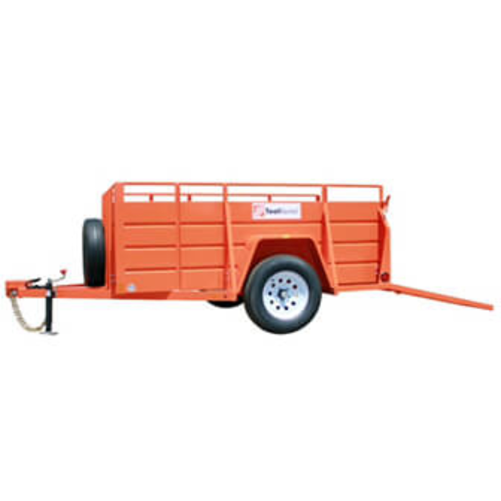Anderson Trailers Best And Ohio Steel Solid Wall Trailer 5 X8 Rental Utl5008hds The Home Depot